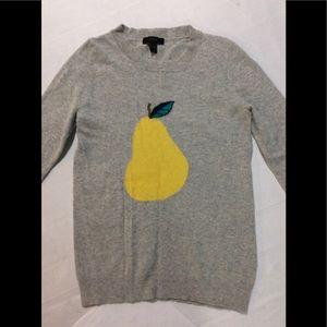 J Crew long sleeve XS sweater